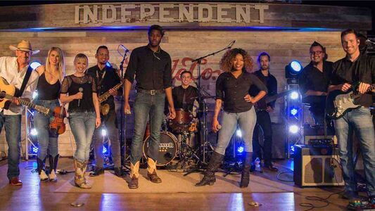 The Best Austin Wedding Bands Authentic Soul Pop Drywater Band