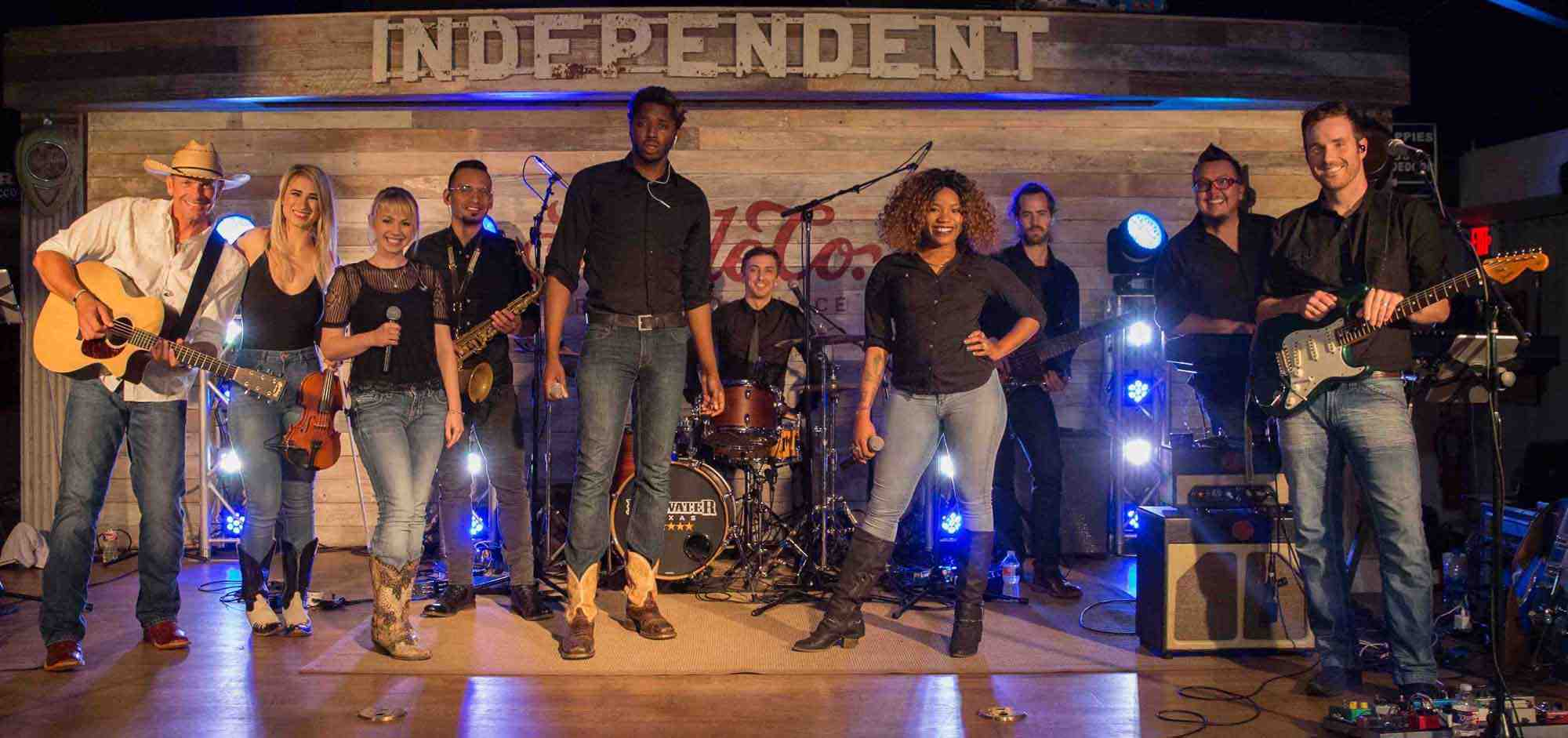 Texas Country Band